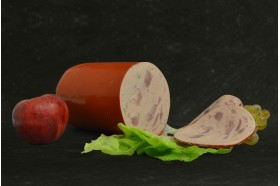 Roulade d'alsace - jambon pistache