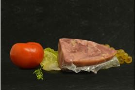 Jambonneau de porc maison sous vide